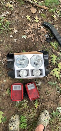 Factory 2013 Jeep Wrangler headlights, tail lights, and fog lights!!! La Plata, 20646
