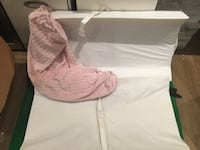 Portable diaper changing tables w/straps Calgary, T2B