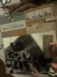 self-adhesive wall mirrors pack Redding