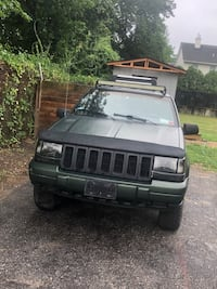 Jeep - Grand Cherokee - 1997 Brentwood