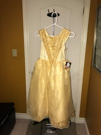 Disney Store Beauty and the Beast Emma Watson Belle Dress Mississauga, L4Z 2S4