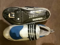 Shimano cycling shoes size 10 Canmore, T1W 2W1