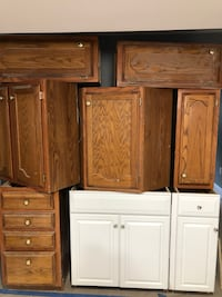 Solid wood cabinets for only $40 each!! Hyattsville, 20782