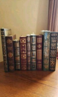 assorted books and DVD case Hanover, 17331