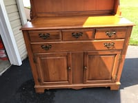 Brown wooden cabinet with drawer Bordentown, 08505