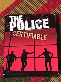 The Police Certifiable blu-ray + 2CD Toronto, M2M 2A3