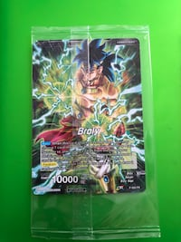 Draagon Ball Super Broly Legend'S Dawning / its new and no damages promise. Long Beach, 90805