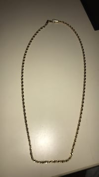 Gold (stainless steal) chain  Bolton, L7E 1S5
