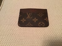 New Louis Vuitton monogram credit cards holder (3 pictures) Ottawa, K1T 0K4