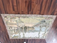 European wall tapestry 81 x 60 New was 500.00 now only Davie, 33328