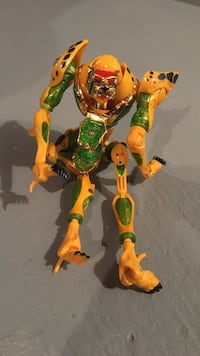 Cheetor small action figure  Vaughan, L6A 2N5
