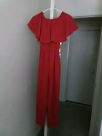 Red jumpsuit Pikesville, 21207