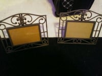 two brown wooden framed wall mirrors Midway City, 92655