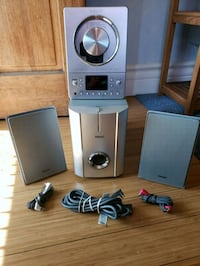 Teac Micro Hi-Fi System CD - X 8 + Remote Temple City, 91780