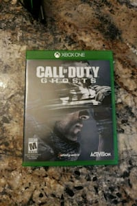 Xbox One Call of Duty Ghosts case Bowie, 20720