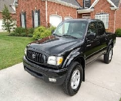 For sale is a 2001 Toyota Tacoma 4x4 4 door double cab
