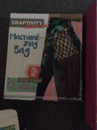 New never opened craft make your own bag Concord, 01742