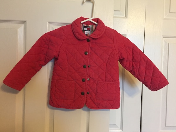 7046bf1d1 Used Girls Tommy Hilfiger jacket size 4T. Great condition. Non smoking  home. CLICK ON MY NAME FOR MORE BOY GIRL CLOTHES. for sale in Glendale