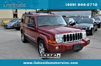 2010 JEEP COMMANDER RED Sachse, 75048