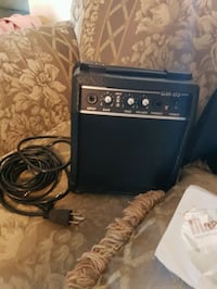 Electric guitar and amplifier  Calgary, T3J 3Y6