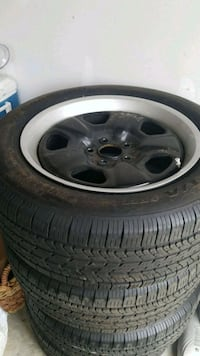 4 tires, negotiable White Plains, 20695