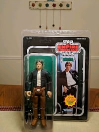 GENTLE GIANT 12 INCH JUMBO STAR WARS HAN SOLO - EMPIRE STRIKES BACK