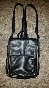 Leather small backpack Abbotsford, V2T 6T5