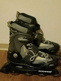 Youth size rollerblades koho brand New Westminster, V3M 3S2