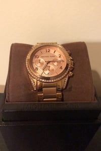 Michael Kors Watch Fairfax, 22032