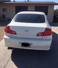 2005 Infiniti G35 Sedan Leather Model w/Premium Pkg Las Vegas