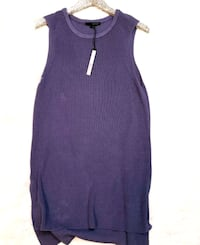 Harvè Bernard Sleeveless Sweater Dress Large Wanaque, 07465