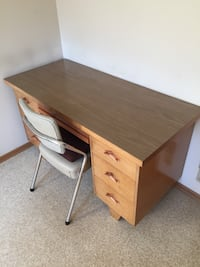 Antique desk!!! OBO Edmonton, T6E