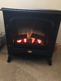 Fireplace heater Cary, 60013
