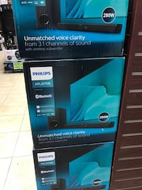 Philips speaker boxes