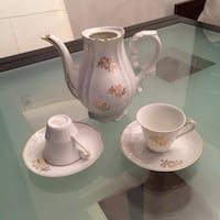 Espresso set for two Vaughan, L4L 2H7