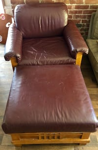 Great Leather Chair  Berkeley, 94707