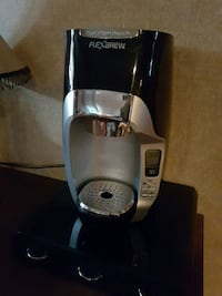 Flex brew like new with pod drawer Red Deer, T4N 6N9