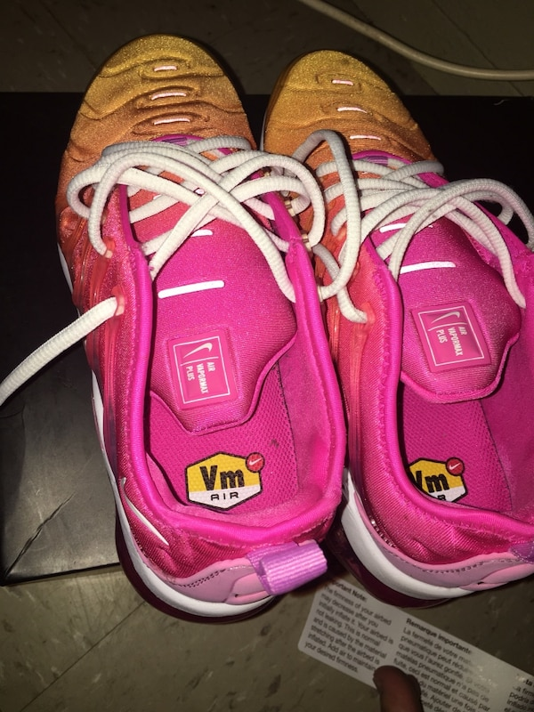 premium selection 96729 7fd45 Used Air Vapormax Plus for sale in New York - letgo