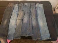 Lot of boys size 12 and 14 jeans in Good Condition Boise, 83703