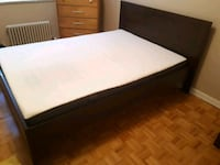 Like-New Double Bed for Sale  Toronto, M4A 1L1