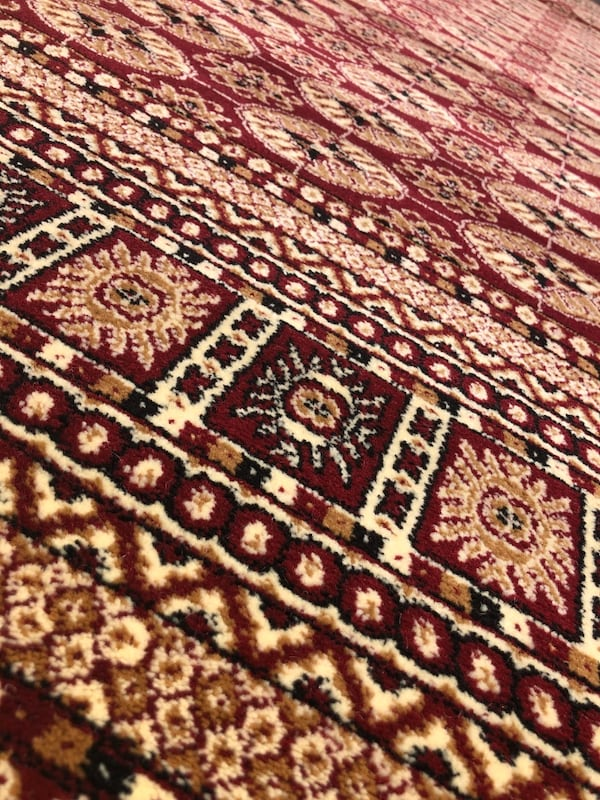 New bokhara rug size 8x11 nice red carpet persian style rugs cc754aed-06a3-477f-8698-e7643ff5b004