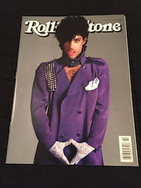 Rolling Stone Prince Memorial Issue. Excellent Condition w/o Labels Baltimore, 21211