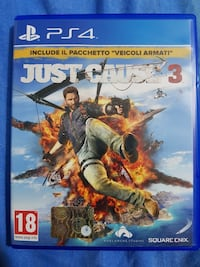 Caso gioco Just Cause 3 per PS4 Seveso, 20822