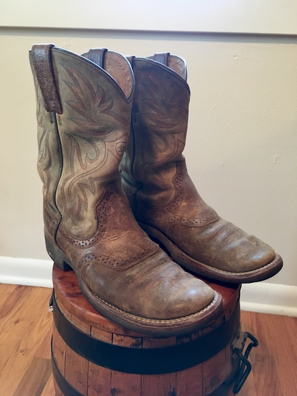 0e09ac4a04b Used Western work boots for sale in Boulder - letgo