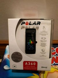 Polar A360 Fitness watch  London, N6J 4S7