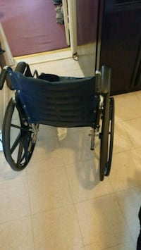 blue and black rollator walker New Albany, 47150
