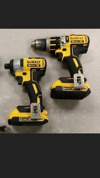 Brushless impact and hammer drill London, N6B 4Z6