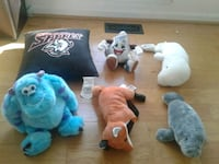 Stuffed animals - $1 each Woodbridge, 22193