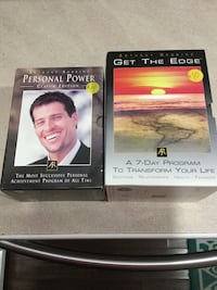 TONY ROBBINS TAPES