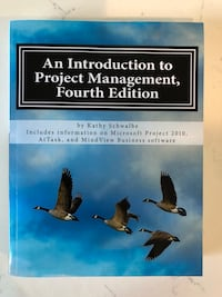 Project Management 4th edition Los Angeles, 90065
